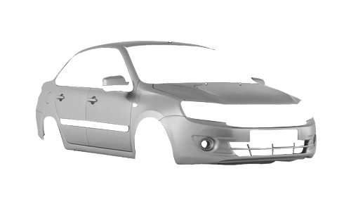 Цвета кузова Lada Granta 2190